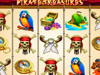 Azartnyj slot avtomat Pirate Treasures